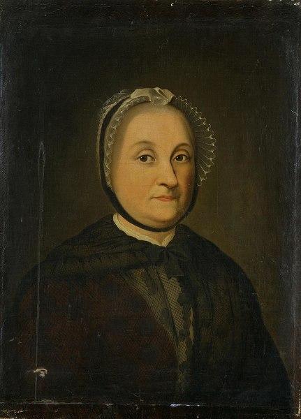 Софья Ивановна де Лафон, начальница Смольного института благородных девиц в 1764—1797 годах, статс-дама российского императорского двора