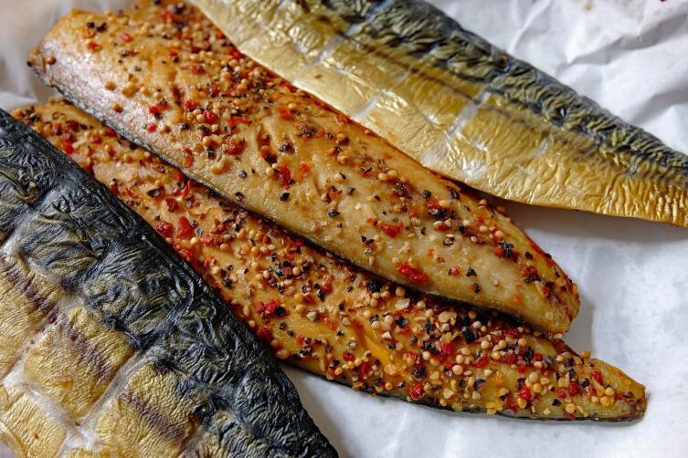 Лучший источник Омега-3 - рыба