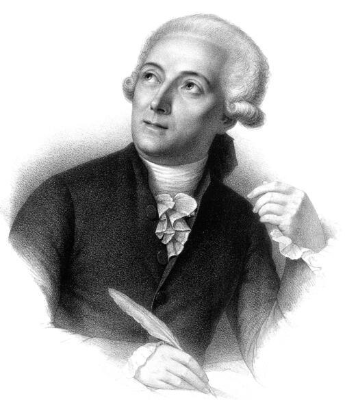 Антуан Лавуазье