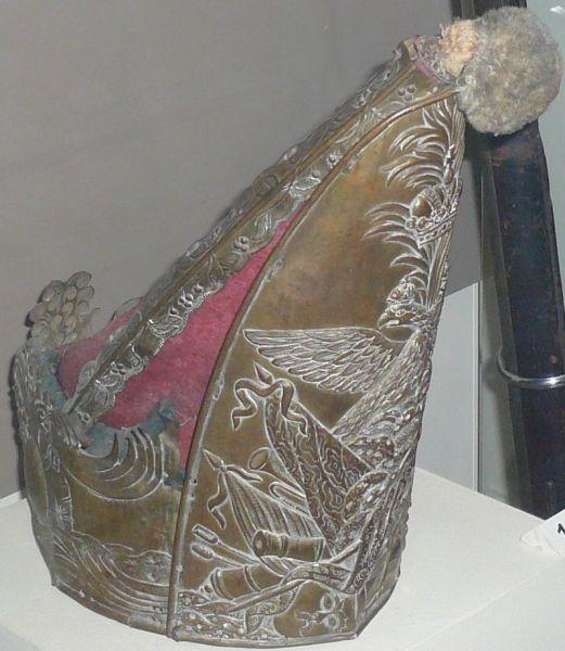 Гренадерка русской армии в Музее истории Азербайджана