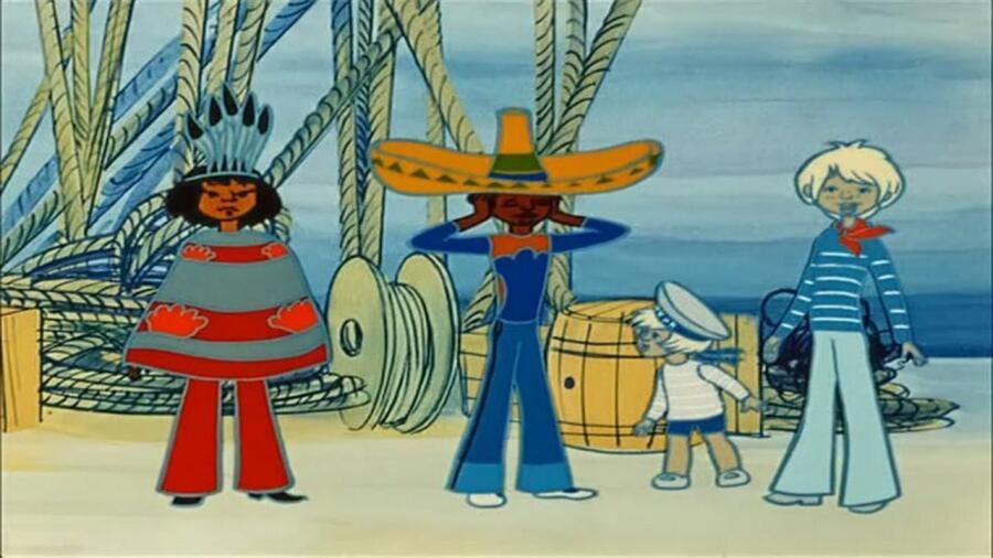 Какими детскими песнями запомнилось творчество Марка Минкова?