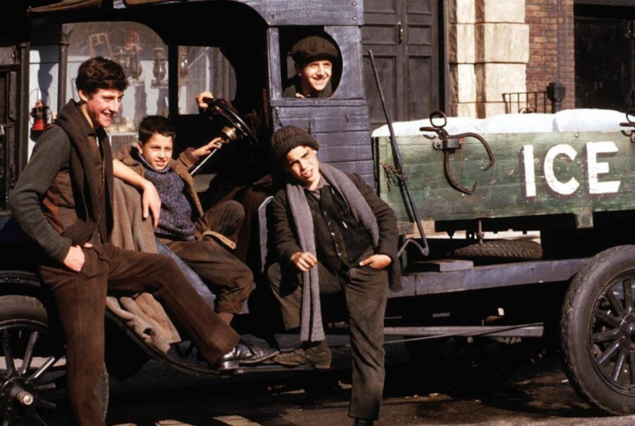 Кадр из фильма «Однажды в Америке»