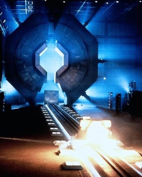 Машина времени из фильма
