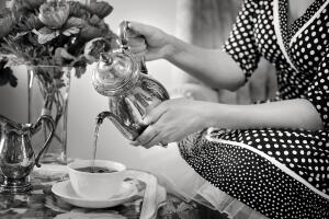 Что запрещено в чаепитии?