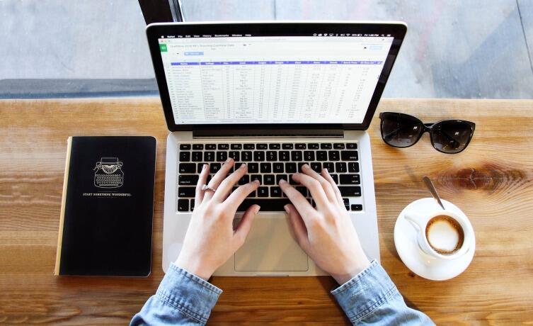 Таблицу и списки можно составлять и вести на компьютере