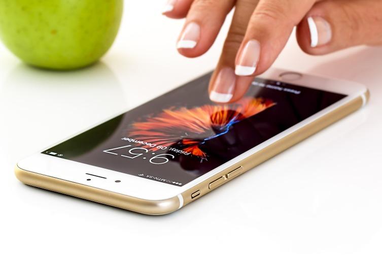 Выдача на мобильных устройствах отличается от десктопной