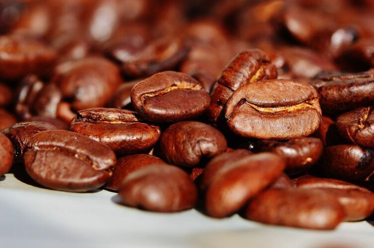 В каждом плоде кофе есть 2 зернышка