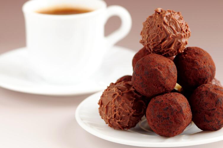 Приготовим сладости из кофе?