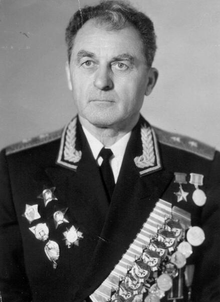 Василий Фёдорович Голубев