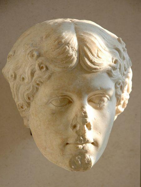 Випсания Агриппина, 1-я жена Тиберия