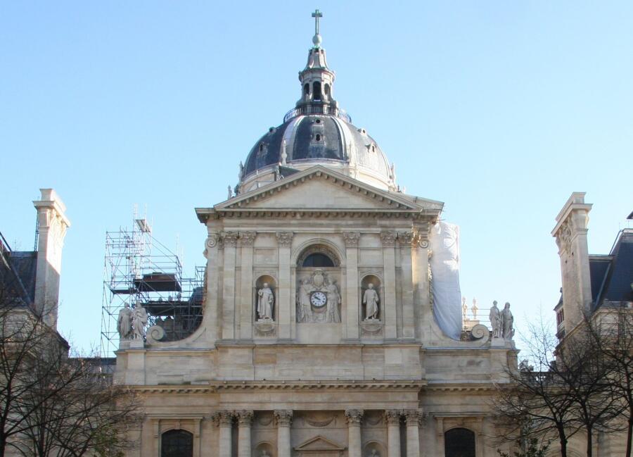 Сент-Урсульская часовня Сорбонны, Париж<br />