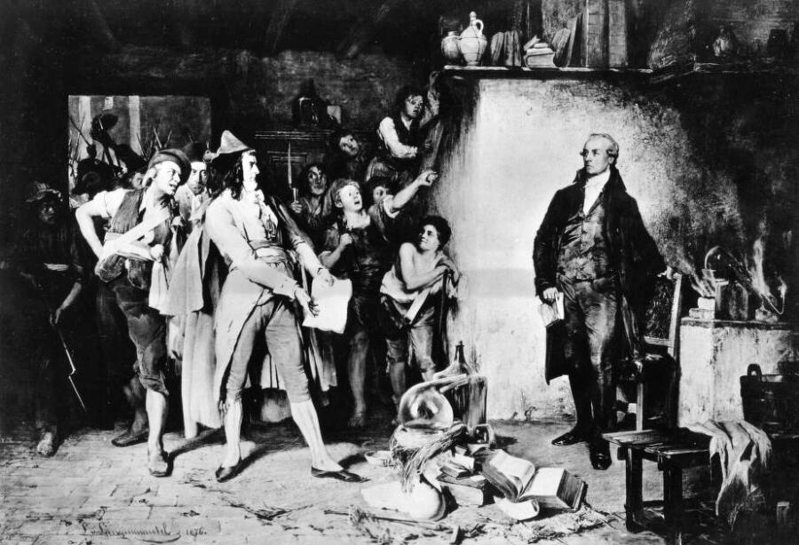 А. Л. Лавуазье в 1794 г.