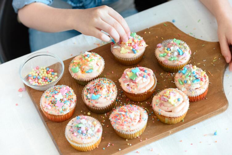 Как готовить кексы?