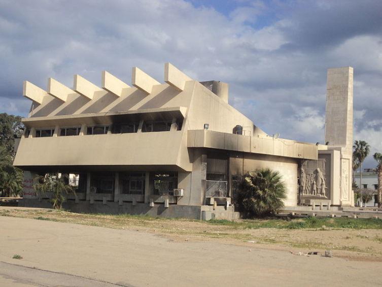 Центр изучения «Зелёной книги» в Бенгази