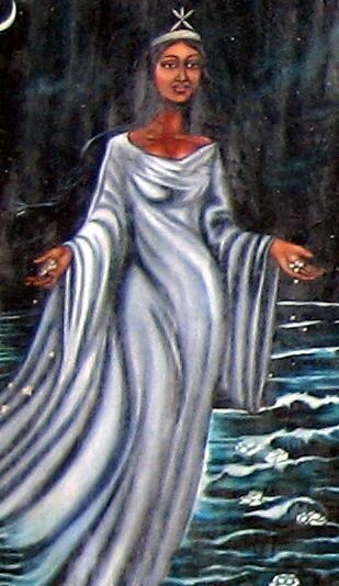 Богиня Йеманджа