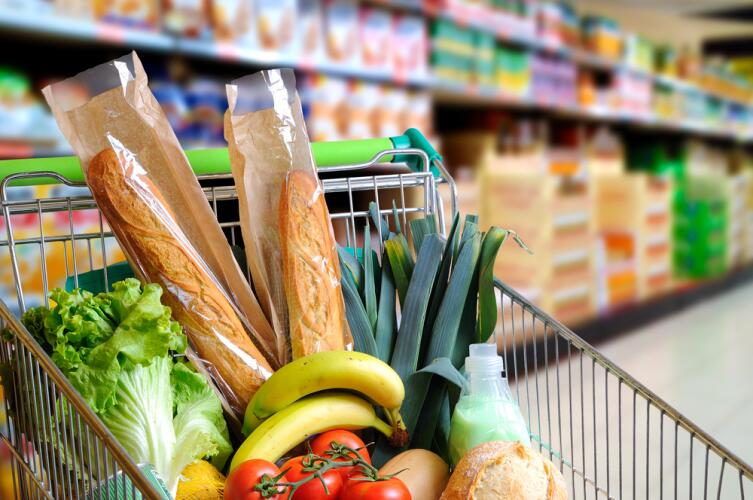 Важна и упаковка товара - багет в мешке более привлекателен, так как создает ощущение чистого продукта
