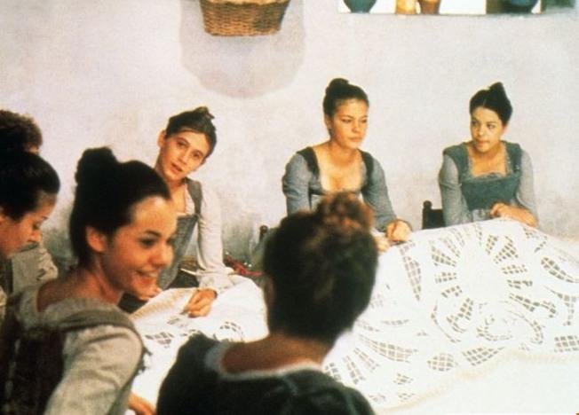 Кадр из фильма «Казанова Феллини»