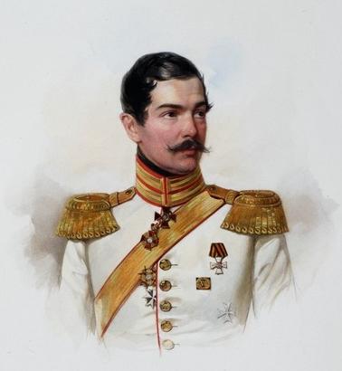 Генерал-майор Пётр Петрович Ланской