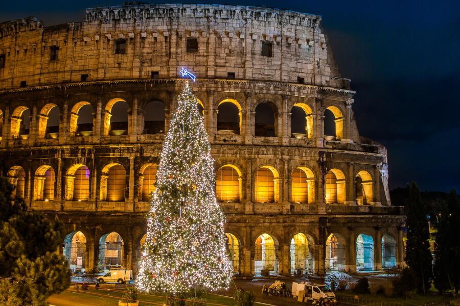 Как празднуют Новый год в Италии?