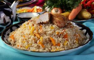 Как выбрать идеальный рис для плова?