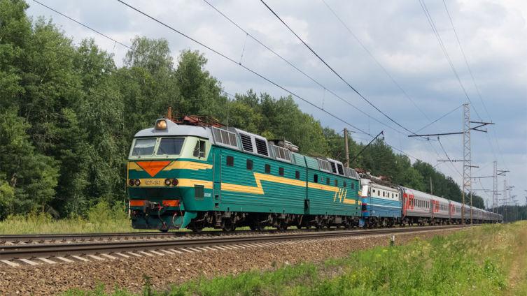 Поезд № 029Н/030Н  «Кузбасс» Фирменный поезд