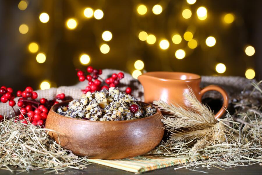Какое традиционное блюдо нужно приготовить на Рождество?