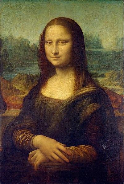 Леонардо да Винчи Портрет госпожи Лизы Джокондо. Мона Лиза. 1503—1519 гг.