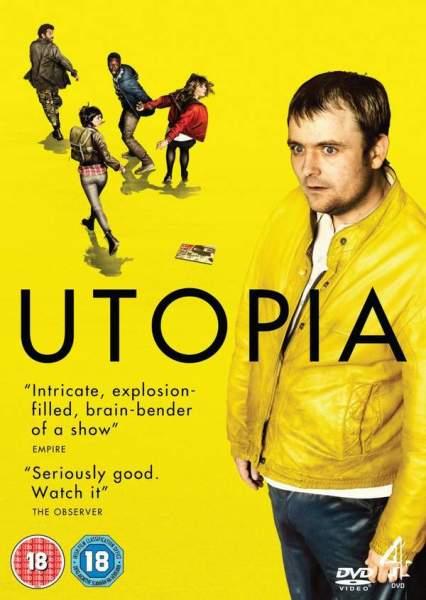Какие зарубежные сериалы XXI века стоит посмотреть? Часть 2: «Чёрное зеркало», «Отбросы», «Утопия», «Колледж Тринити»