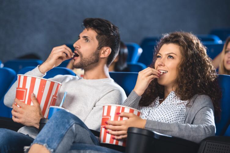 После первого рабочего дня сходите в кино
