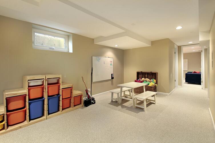 В помещении площадью 100-150 кв. м. можно организовать отличное место для встреч