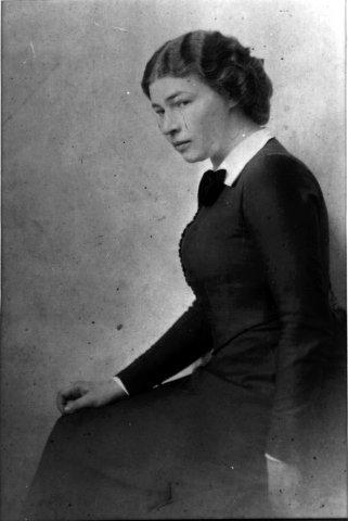 Л. Д. Блок. 1912 г.