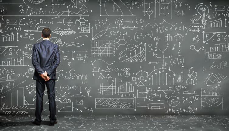 Задача специалиста - погрузиться в огромный объем данных и взять нужное