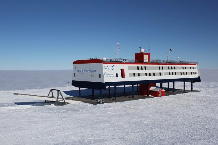 Полярная станция «Ноймайер III»