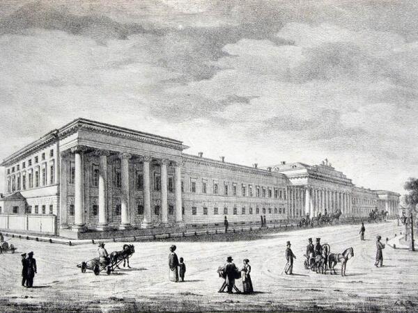 Что написал о Казанском университете один из первых его студентов?