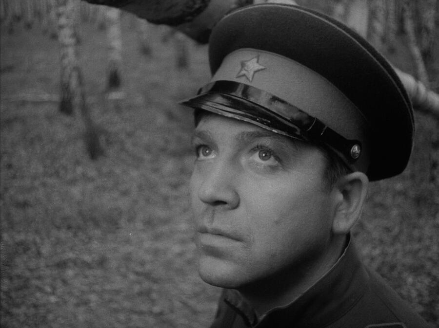 Кадр из фильма «Иваново детство», 1962 г.