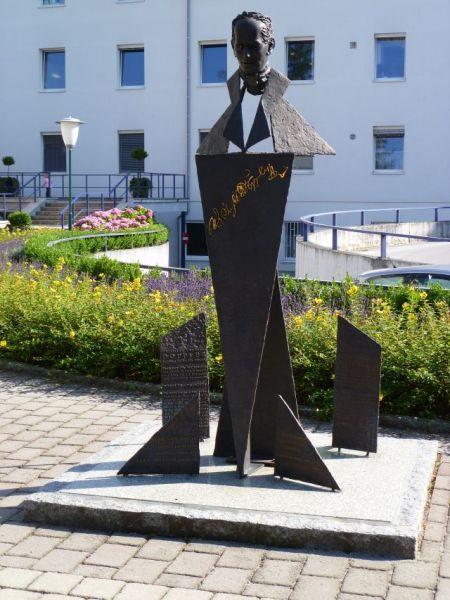 Памятник Кристиану Доплеру