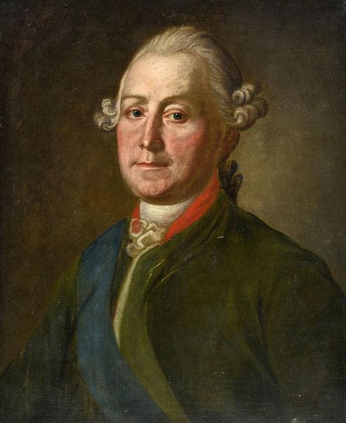 Портрет Л. А. Нарышкина