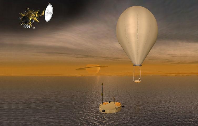 Новая миссия NASA, планируемая в 2020-х гг.