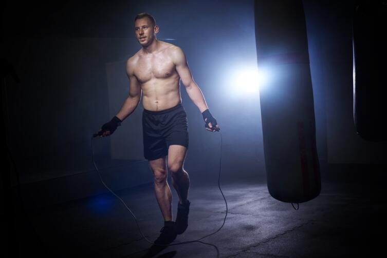 Прыжки со скакалкой - это специальная физическая подготовка для боксеров