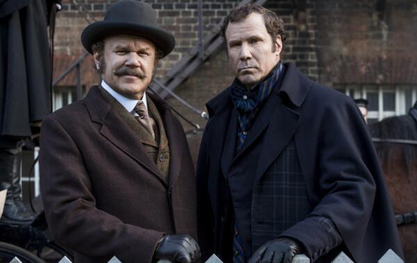 «Холмс & Ватсон» - юмор для особо одаренных или полный провал?