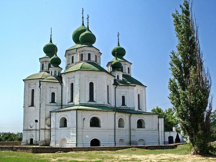 Войсковой (Воскресенский) собор в Старочеркасской