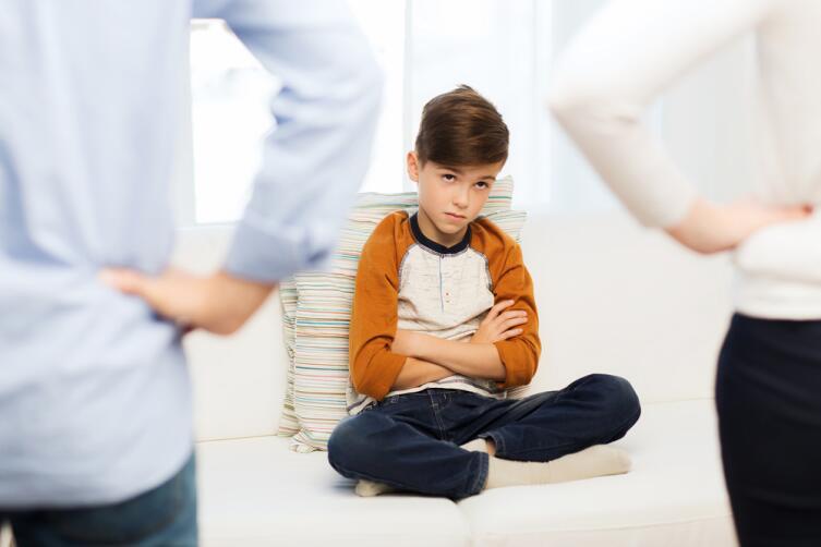 Наказания не помогут, беседуйте, ищите ключ к ребенку