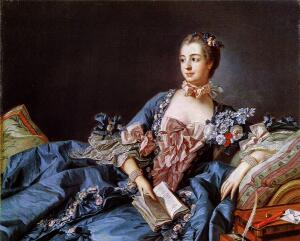 Как маркиза де Помпадур смогла завоевать и надолго удержать любовь Людовика XV?