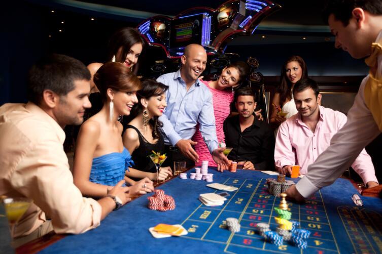 Как разводят в казино?
