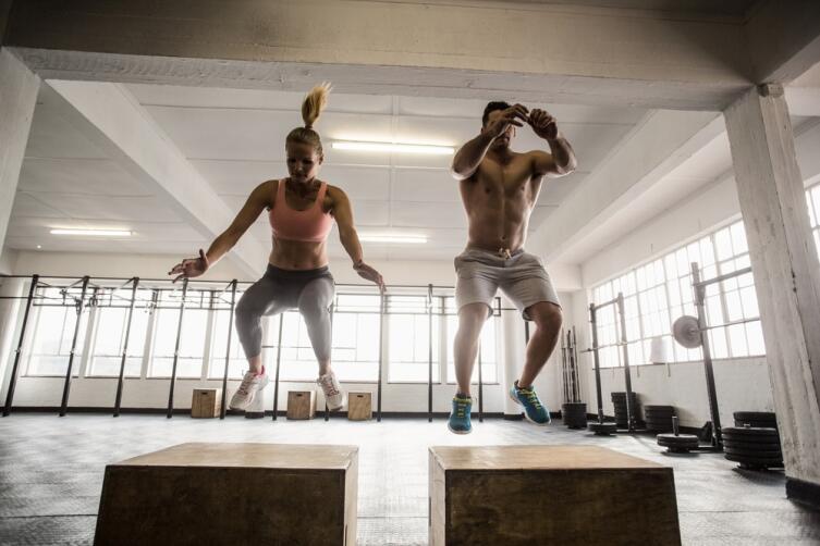 Некоторые хотят улучшить физическую форму