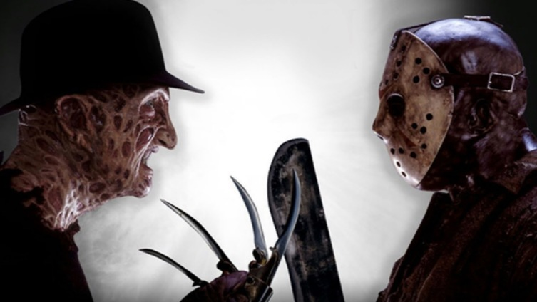 Постер фильма «Фредди против Джейсона»