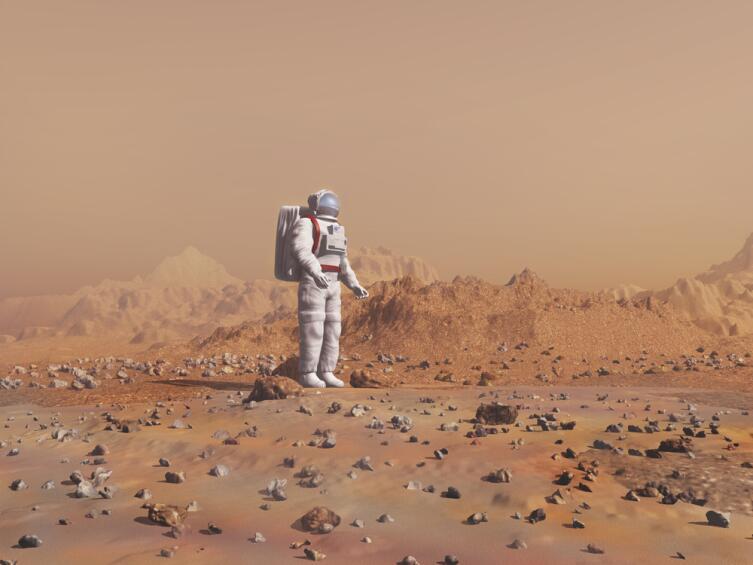 При лучшем раскладе экспедиция на Марс может продлиться 152 дня