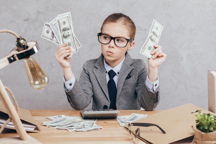 «Финансовый директор» семьи будет осуществлять общее руководство расходами семьи