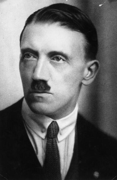 А. Гитлер, 1920 г.