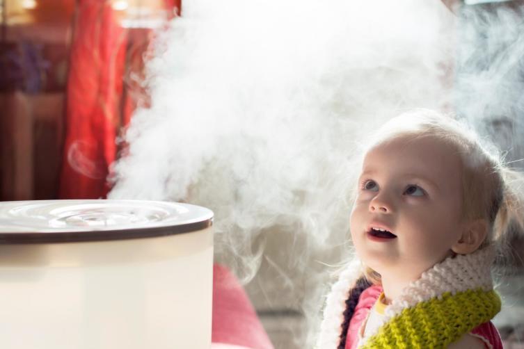 Причина кашля - сухость воздуха?